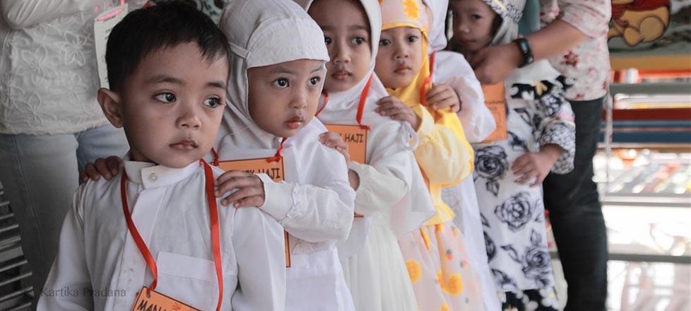 Manasik Haji bagi Anak Usia Dini
