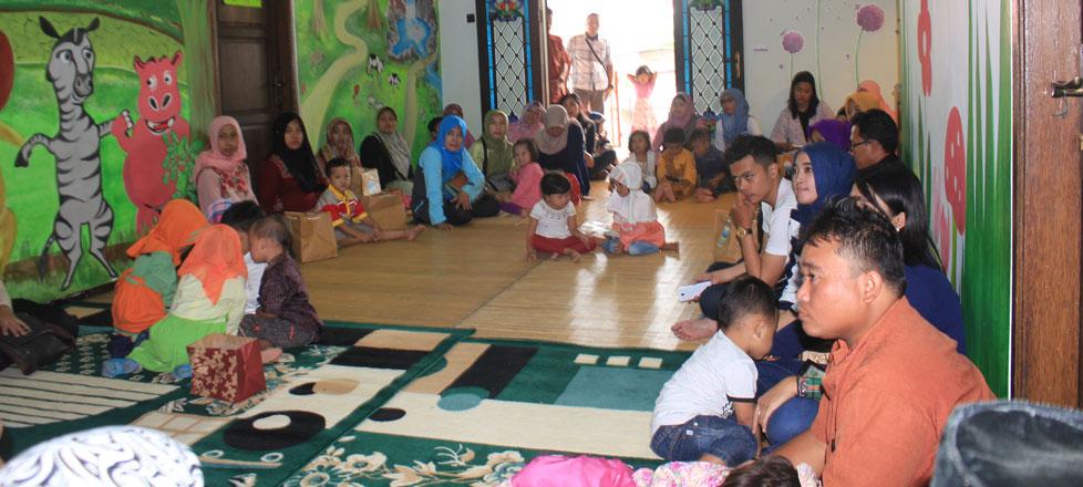 Sarasehan Ramadhan Paud Kartika Pradana 2016