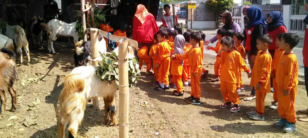 Rangkaian Peringatan Hari Raya Idul Adha 1437 H