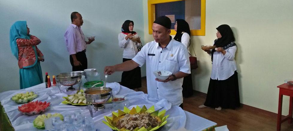 Halal Bihalal Gugus PAUD